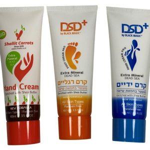 DSD 3 creams