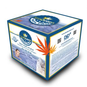 SEA QUEEN day cream 45 plus box